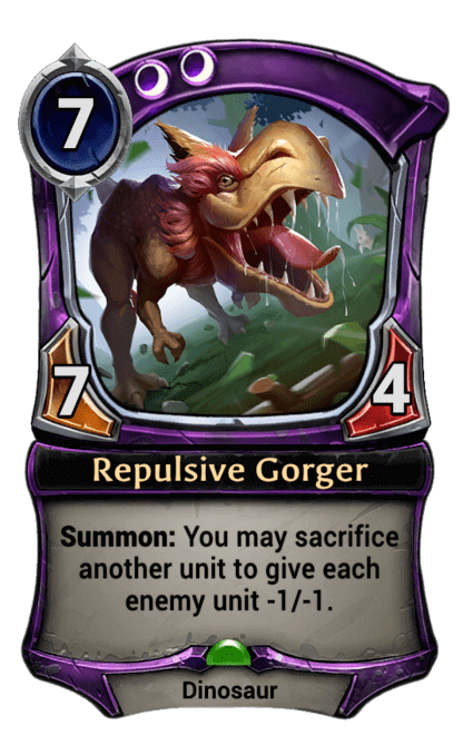 Card image for Repulsive Gorger