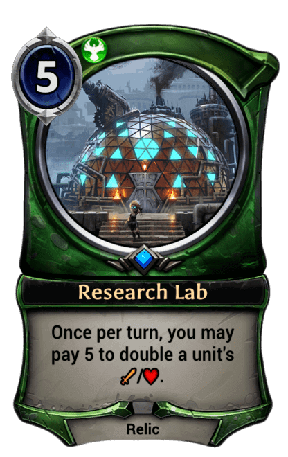 Card image for Research Lab