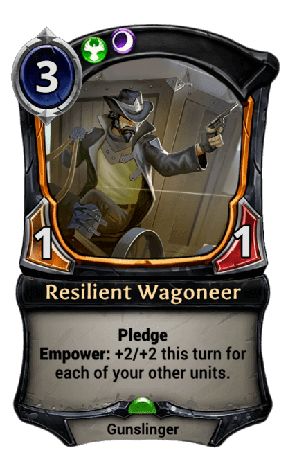 Card image for Resilient Wagoneer