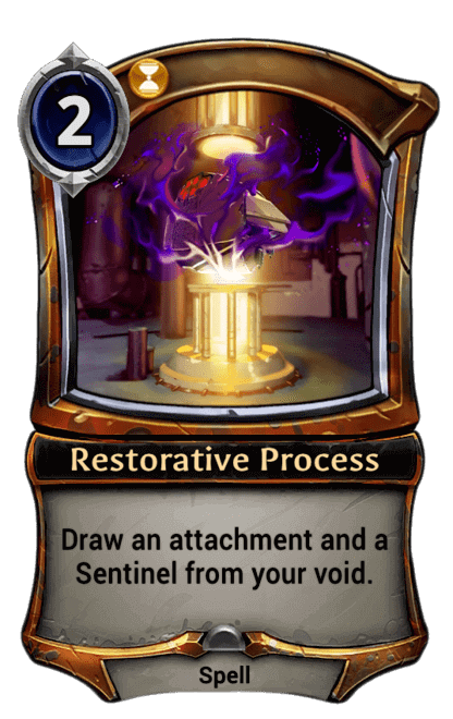 Card image for Restorative Process