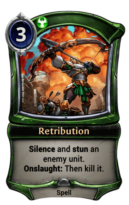 Card image for Retribution