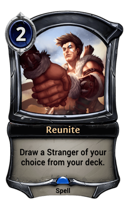 Card image for Reunite