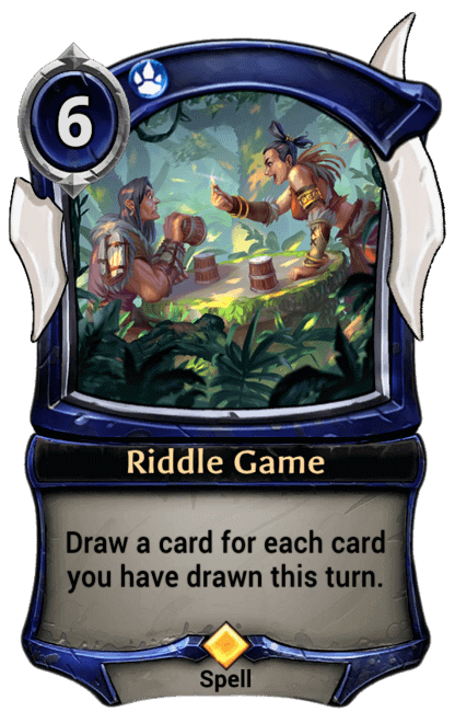 Card image for Riddle Game
