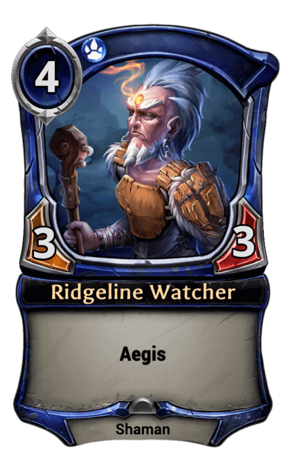 Card image for Ridgeline Watcher