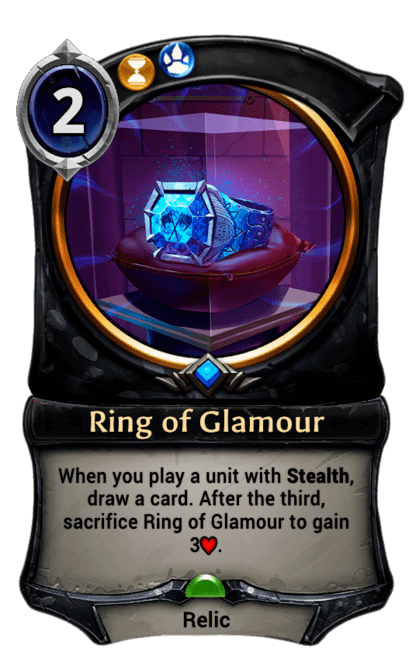 Card image for Ring of Glamour