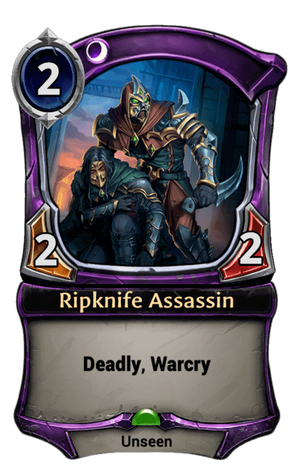 Card image for Ripknife Assassin