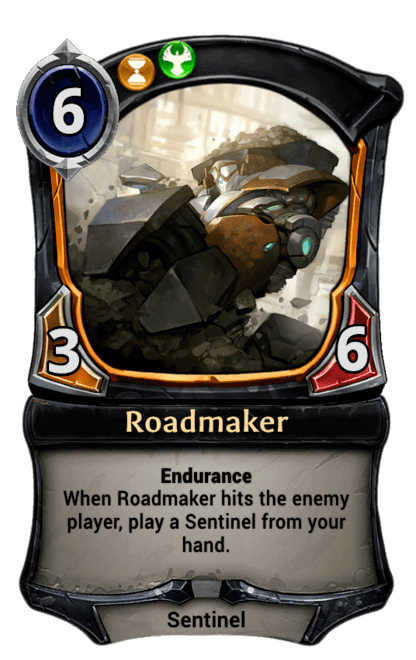 Card image for Roadmaker