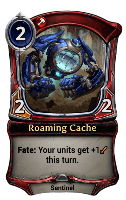 Card image for Roaming Cache