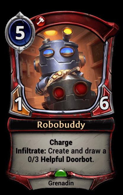 Card image for Robobuddy