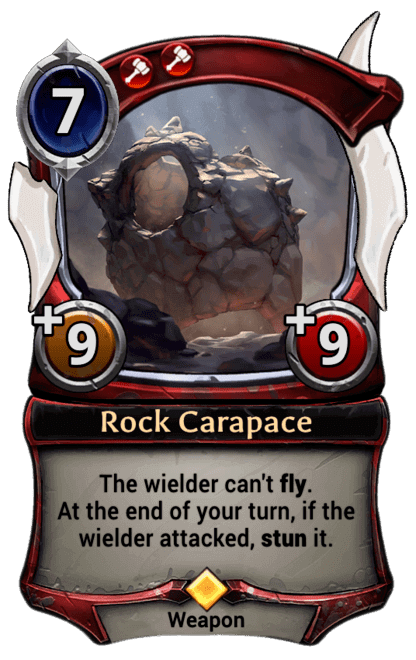 Card image for Rock Carapace