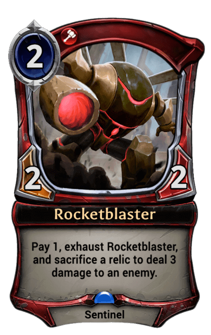 Card image for Rocketblaster