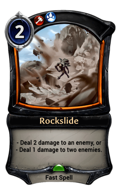 Card image for Rockslide