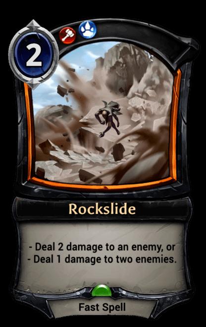 Card image for Rockslide