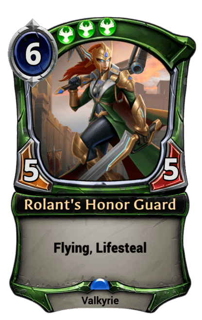 Card image for Rolant's Honor Guard
