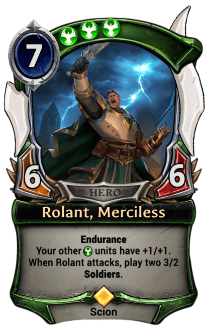 Card image for Rolant, Merciless