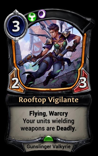 Card image for Rooftop Vigilante