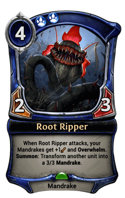Card image for Root Ripper