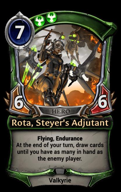 Card image for Rota, Steyer's Adjutant