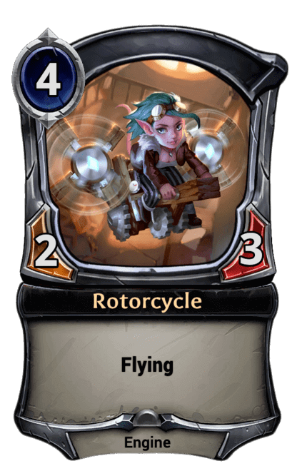 Card image for Rotorcycle
