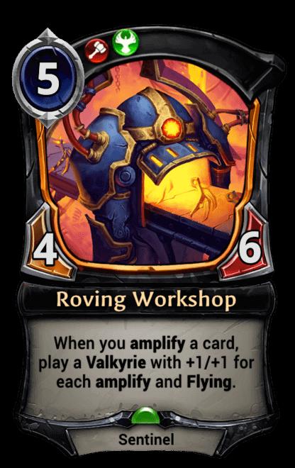 Card image for Roving Workshop