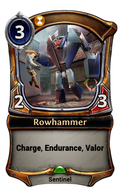 Card image for Rowhammer