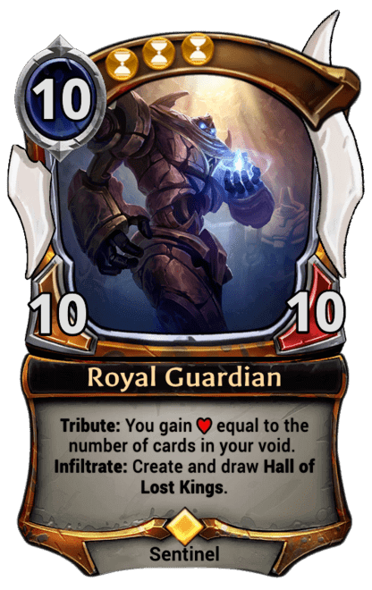 Card image for Royal Guardian