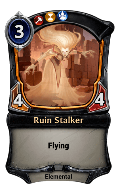 Card image for Ruin Stalker