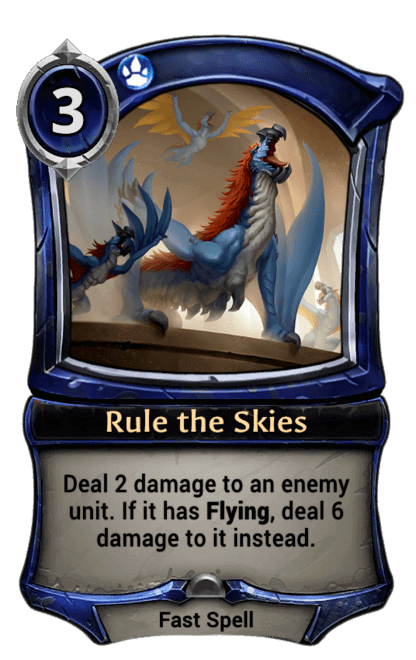 Card image for Rule the Skies