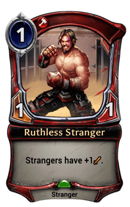 Card image for Ruthless Stranger