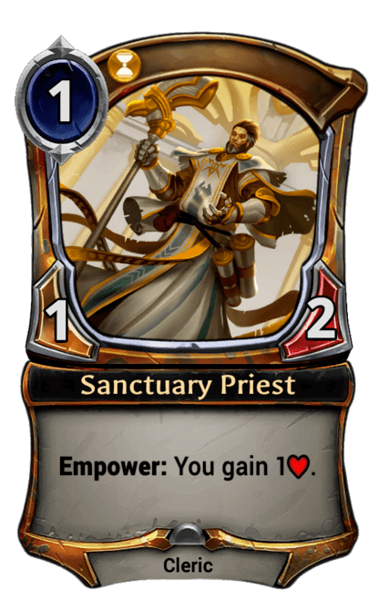 Card image for Sanctuary Priest