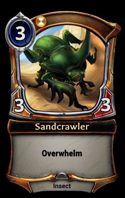 Card image for Sandcrawler