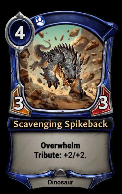 Card image for Scavenging Spikeback