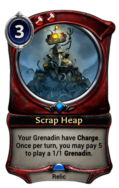 Card image for Scrap Heap