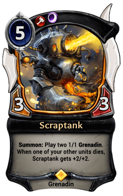 Card image for Scraptank