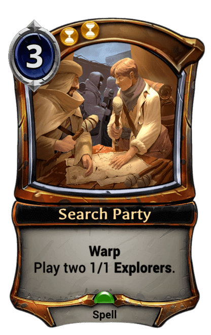 Card image for Search Party