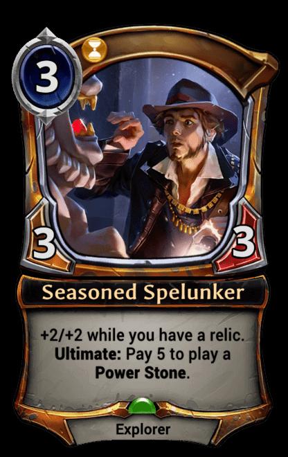 Card image for Seasoned Spelunker