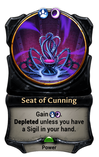 Card image for Seat of Cunning