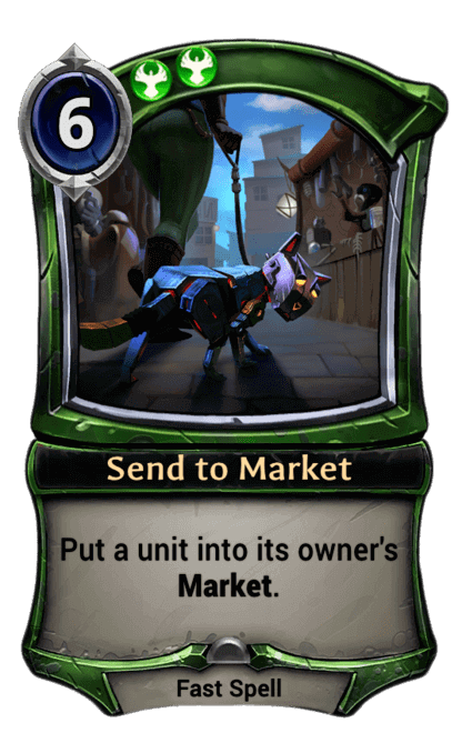 Card image for Send to Market
