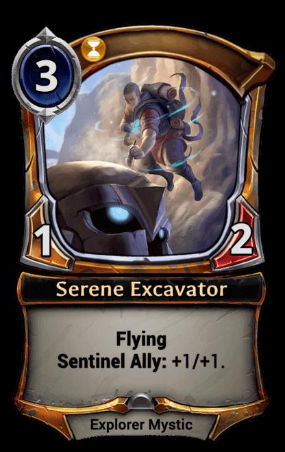 Card image for Serene Excavator