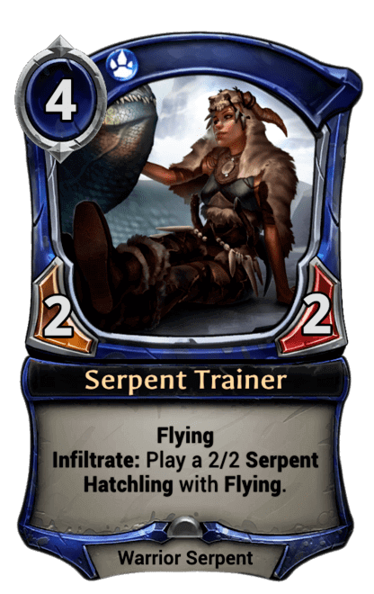 Card image for Serpent Trainer