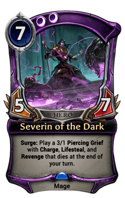 Severin of the Dark