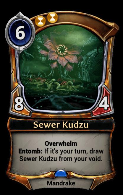 Card image for Sewer Kudzu
