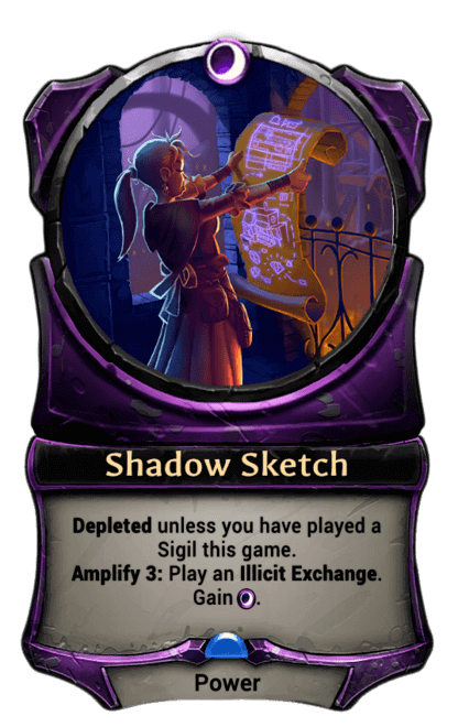 Card image for Shadow Sketch