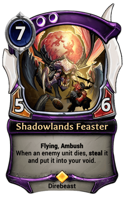 Card image for Shadowlands Feaster