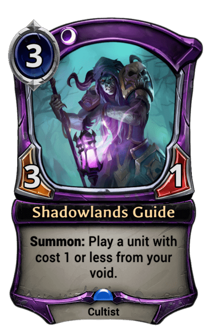 Card image for Shadowlands Guide