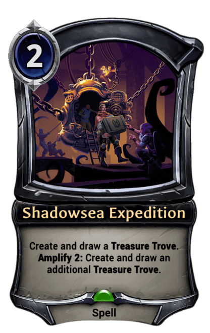 Card image for Shadowsea Expedition