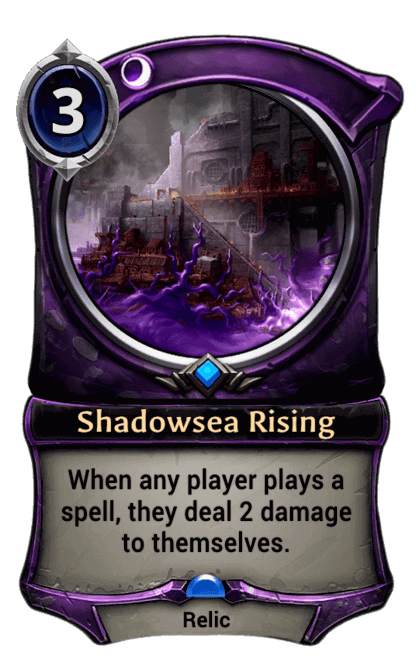 Card image for Shadowsea Rising