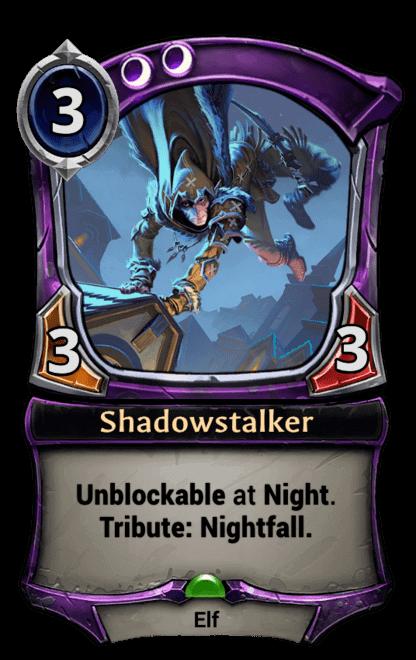 Card image for Shadowstalker