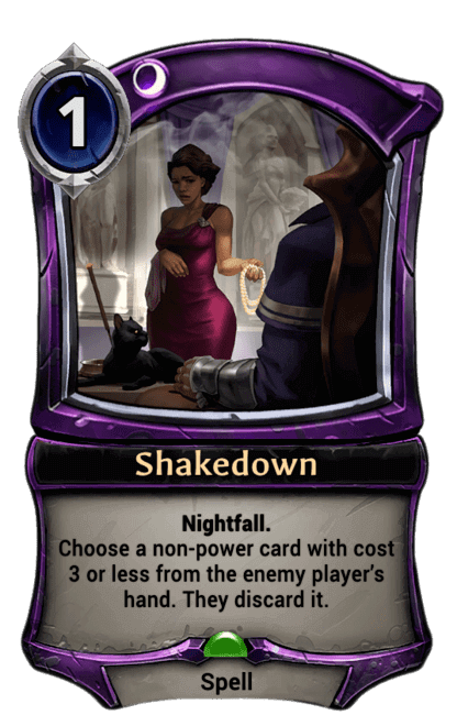 Card image for Shakedown