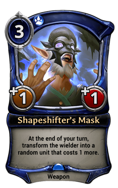 Card image for Shapeshifter's Mask